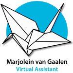 profiel logo Marjolein van Gaalen LetsGetBizzy
